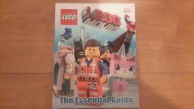 LEGO movie book
