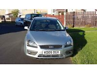 Swap new shape ford focus 1.6 05 plate