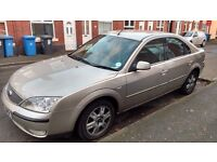 05 Mondeo Ghia X, Excellent Condition Long MOT New Tyres+Alloys, Sell or Swap for Automatic