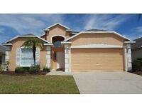 Florida villa 4 bed 3 bath Pool home near Disney/Universal Great for Shopping/Golf from 400 GBP PW