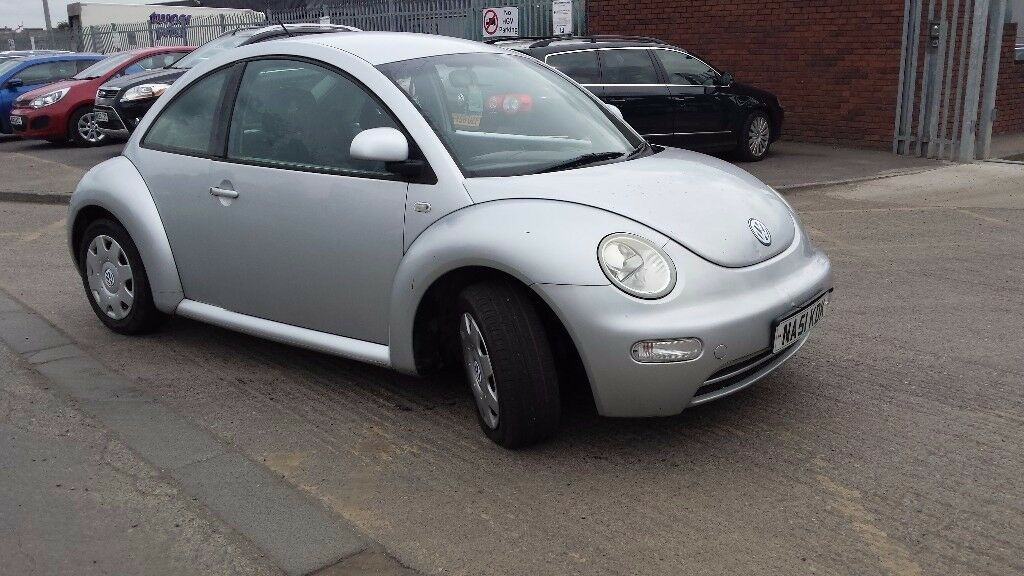 Vw beetle 2002 mot August 2018 120k miles