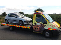 Bournemouth breakdown /recovery & car transport- Call Russell at Autoshift