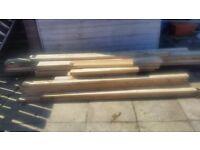 job lot brand new wood