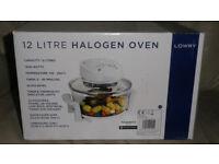 LOWRY 12 Litre Halogen Oven - new