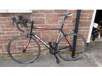 XL frame road bicycle Battaglin S11 Sora
