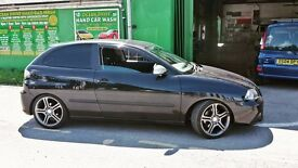 BREAKING Black Seat Ibiza 1.9 TDI FR Spare Parts - Some Aftermarket Modified Parts