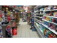 Convenience store and 2 counters POST OFFICE LOCAL PLUS with 1 bedroom flat for sale.