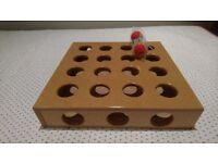 Cat Peek a Prize Toy Box