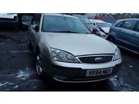 BREAKING Ford Mondeo ghia tdci 2.0 estate diesel, 6 speed manual, for parts