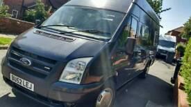 Transit camper/motorhome