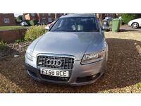 Audi a6 avant s-line 2ltre diesel auto