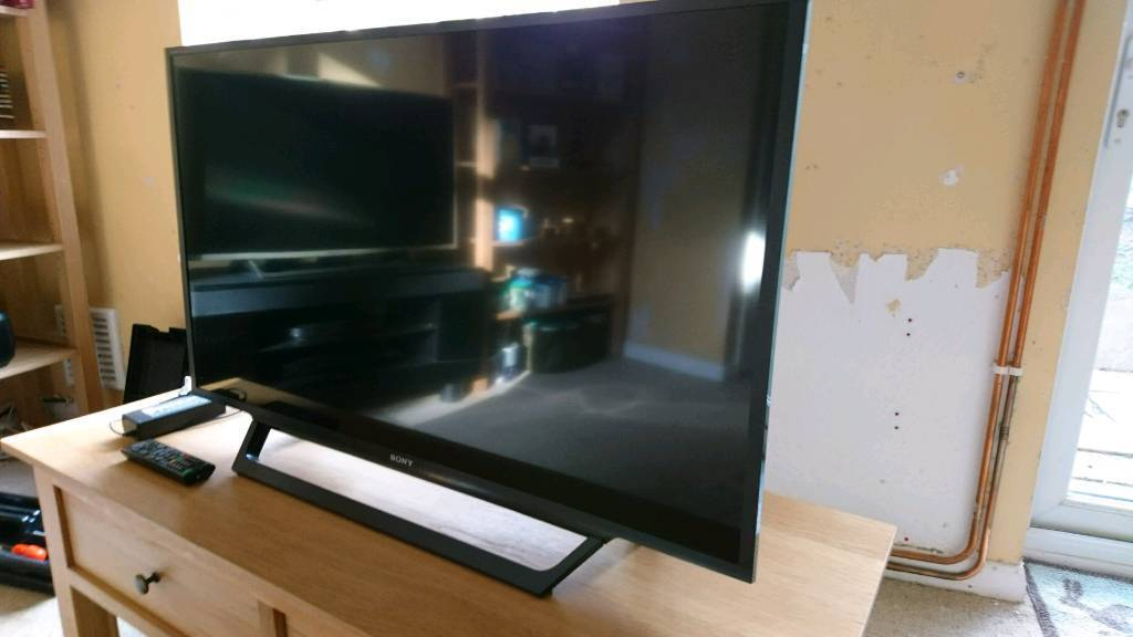 40 inch Sony 1080p Freeview HD TV