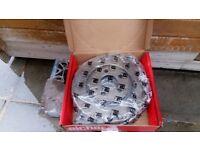 MK4 vw golf GTi brake discs brand new still on box