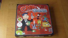 Cash 'n Guns board game - new edition