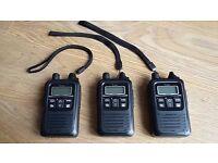 Icom IP100H Handheld IP Radio