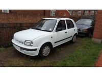 Nissan Micra 1.3 SLX Automatic 5 Door only 300 for this weekend only