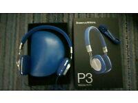 B&W P3 Stereo Headphones