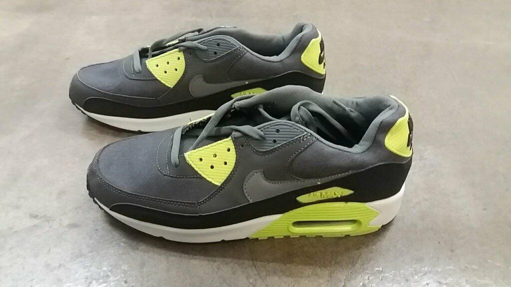 8b5274c8 (AIR MAX 90) MENS TRAINERS - (NEW) 11 - COLOURS (LIMITED STOCK) - £25   in  Southall, London   Gumtree