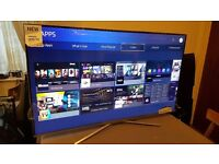 """SAMSUNG 49"""" Smart 4K UHD HDR LED TV-UE49KU6400,built in Wifi,Freeview,Excellent condition"""