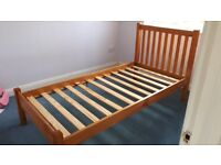 John Lewis Wilton Bed Frame single