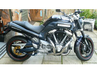 Yamaha MT-01 1700 V-Twin Stage 2 ECU Completely Overhauled as good as new !