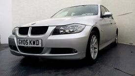 2005 | BMW 3 Series 2.0 320i SE 4 dr | Petrol | Manual | Saloon | 2 Former Keepers | HPI Clear