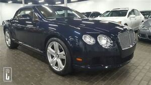 2013 Bentley Continental GTC W12-ONLY 39 K