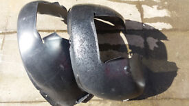 GOLF PLUS FRONT SPLASH MUD GUARDS
