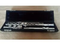 Trevor J James 10x Flute with Case - Good condition