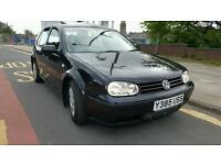 Vw golf 4 2001 very good condition