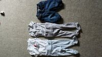 Baby boys clothing 1-2 months