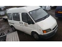 LHD FORD TRANSIT 9-SEATER , we have more left hand drive ---15 cheap cars on stock---