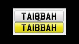 Asian Number Plates For Sale - TAIBAH - AYLA KHAN - SAJYS