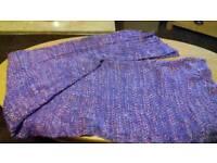 Brand new mermaid tail blanket