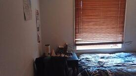 SHORT TERM--Single room within friendly 3 bedroom flat, Granton - £150pw, inclusive.
