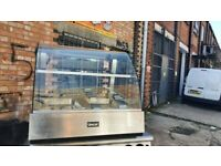 Lincat SCH785 Seal Counter-top Heated Food Display Showcase update:181021