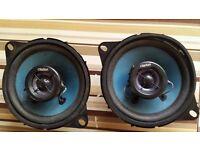 Clarion car speakers.