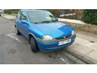 brilliant corsa, cheap on insurance cheap on fuel, drives very well, IDEAL 1ST TIMER/DELIVERIES