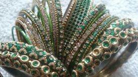 Green bangles