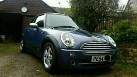 2004 Mini One Cabriolet 1.6