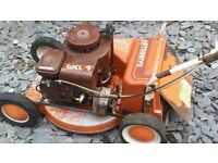 Lawnmower /Lawn mower Petrol Self propelled