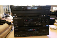 Kenwood Separates System £45 OVNO