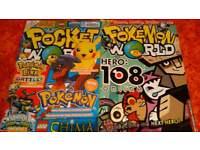 Pokémon magazines