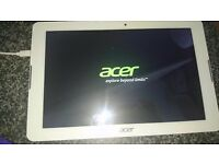 Acer iconia one tablet