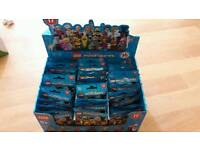 Lego minifigures series 17 full box of 60