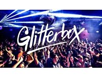 Glitterbox Tickets, 10th March, Ministry Of Sound, London.