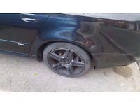 """4x genuine Audi alloy size 17"""" 5x112"""
