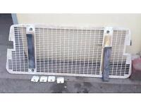 transporter T4 rear window security grille