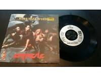 Extreme. More Than Words. 7inch vinyl.
