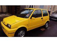 Fiat cinquecento 1.1 sporting